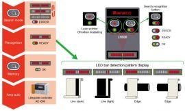 Cảm biến canh biên LH500_Nireco TMP_Nireco VietNam