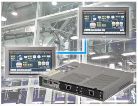 Màn hình công nghiệp HMI PS5000 Series Display Adapter Proface tại Việt Nam