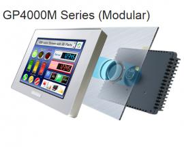 Màn hình công nghiệp linh hoạt trong trong gắn kết HMI GP4000M Series Modular Proface