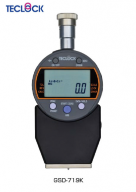 Máy đo độ cứng  GSD-719K_Teclock TMP_Teclock VietNam