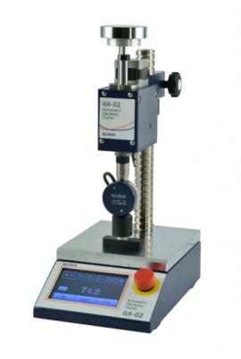 Máy đo độ cứng tự động cho Cao su và nhựa GX-02 Teclock