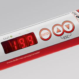 Cảm biến nhiệt độ hồng ngoại PK24 - Đại lý Keller ITS VietNam
