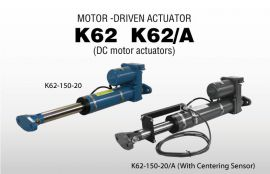 Motor điều chỉnh canh biên K62 Nireco - Đại lý Nireco việt nam