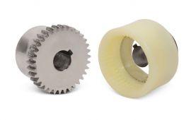 Nylon Sleeve Gear Couplings (Nylông khớp nối bánh)