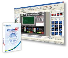 Phần mềm lập trình màn hình HMI Software GP-Pro EX Proface Việt Nam