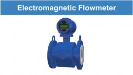 Phương pháp đo lưu lượng kiểu điện từ - Electromagnetic Flowmeter