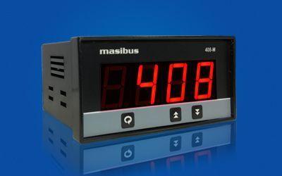 Thiết bị chỉ thị kỹ thuật số 408-M-Masibus VietNam- Đại lý Masibus VietNam