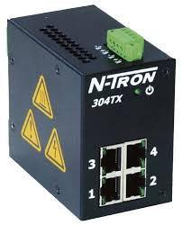Thiết bị chuyển mạch Ethernet N-Tron300 - Đại lý RedLion VietNam