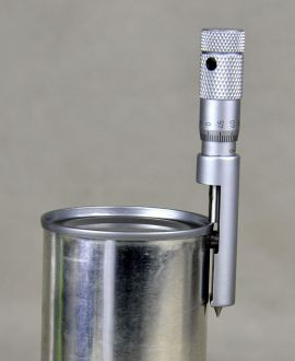 Thiết bị đo độ dày mép lon CSM AT2E - Đại lý AT2E Việt Nam