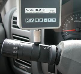 Thiết bị đo lực gạt cần số cho Ô tô Mark10 VieNam - Đại lý Mark 10 Việt Nam