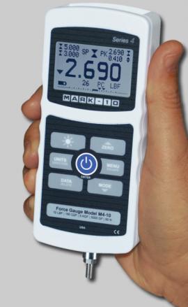 Thiết bị đo lực Serise4 Mark10 - Đại lý Mark10 Việt Nam