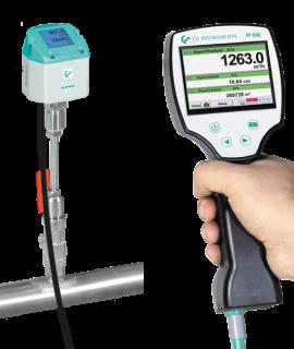 Thiết bị đo lưu lượng khí nén cầm tay di động đa năng PI500 CS Intrument Việt Nam