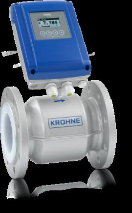 Thiết bị đo lưu lượng kiểu điện từ OPTIFLUX 2100 Krohne - Đại lý Krohne Việt Nam