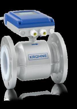 Thiết bị đo lưu lượng kiểu điện từ OPTIFLUX 4100 Krohne - Đại lý Krohne Việt Nam