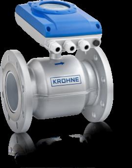 Thiết bị đo lưu lượng nước kiểu điện từ WATERFLUX 3050 Knoher tại Việt Nam