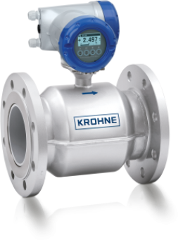 Thiết bị đo lưu lượng nước kiểu điện từ WATERFLUX 3300 Krohne tại Việt Nam