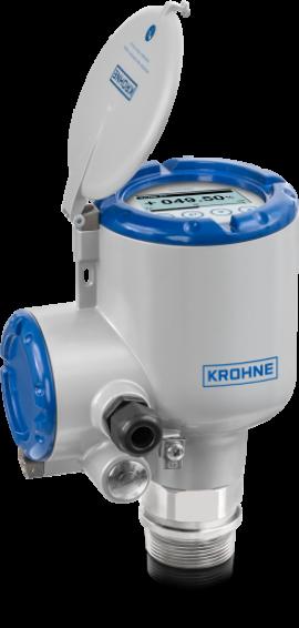 Thiết bị đo mức chất lỏng trong các bể hẹp có vật cản bên trong OPTIWAVE 7500 Krohne