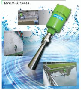 Thiết bị đo mức nước thải công nghiệp MWLM-PR26 - Đại lý Matsushima Việt Nam