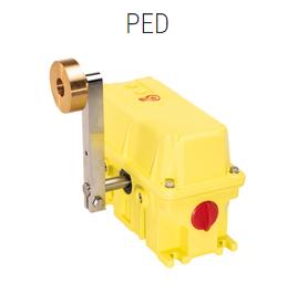 Thiết bị giới hạn vị trí Limit switch PED Sitec Việt Nam - Đại lý Sitec tại Việt Nam