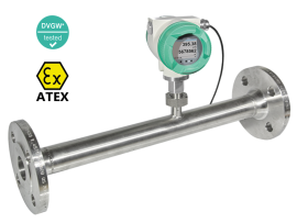 Thiết đo lưu lượng khí nén trong cộng nghiệp VA570 CS Intrument tại Việt Nam