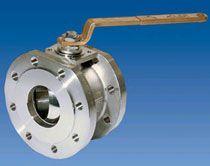 Van bi Ball valve wafer type FB2 - Adlerspa VietNam